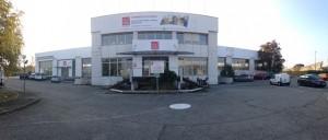 2550 m2 d'ateliers et de salles de formation